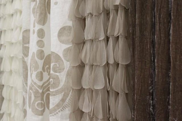 Couture Dreams Textile Line curtains