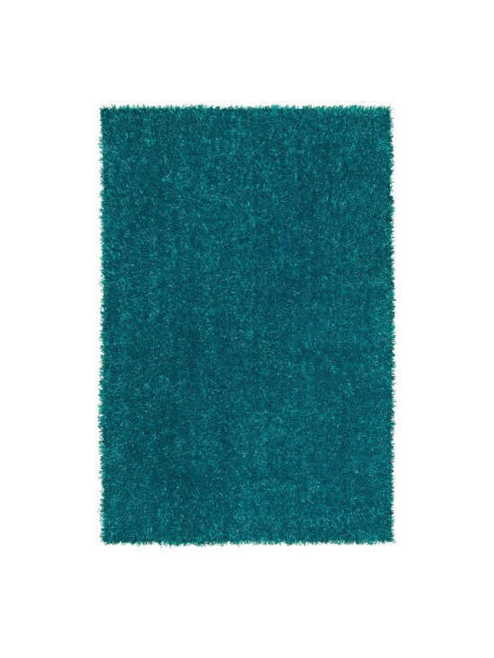 Dalyn - Dalyn Bright Lights BG69TE Teal 8' x 10' Area Rugs - Dalyn Bright Lights BG69TE Teal 8' x 10' Area Rugs