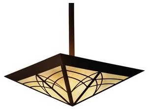 Profiles 06104 Bowl by Ultralights contemporary-pendant-lighting