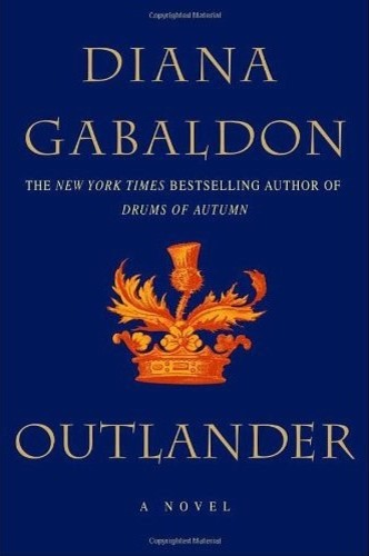 Outlander by Diana Gabaldon contemporary books