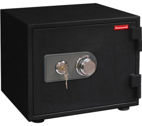 Honeywell 2102 Fire Safe with Combination Lock - Contemporary - Storage Bins And Boxes - by ...