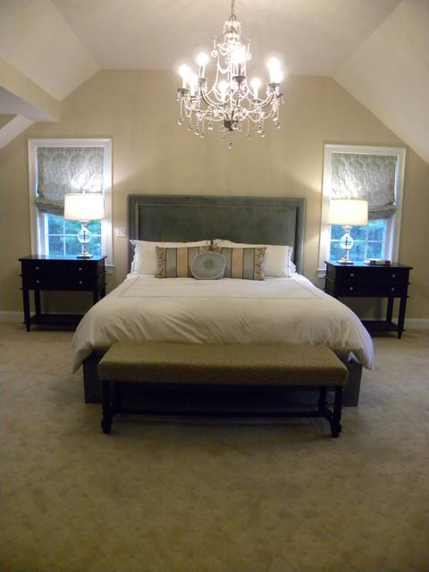 Contemporary bedroom contemporary