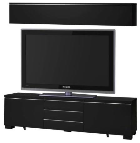 Best burs tv storage combination scandinavian entertainment centers and - Meuble tv ikea besta burs ...