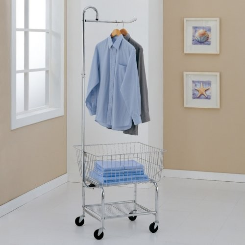 Organize It All 17167 Laundry Center contemporary-drying-racks
