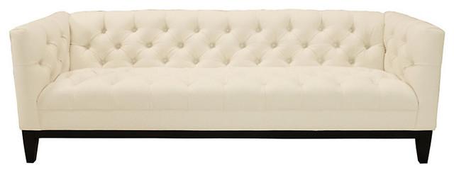 Sablon Tufted Sofa traditional-sofas