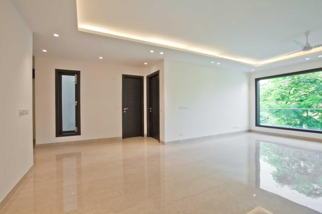 Ultra modern appartments in gk2 new delhi modern for Super modern living room