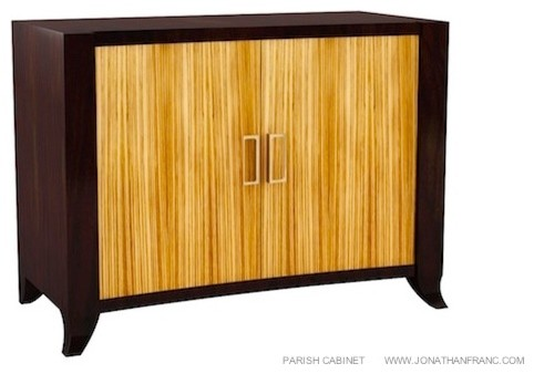 PARISH CABINET by Jonathan Franc modern-buffets-and-sideboards