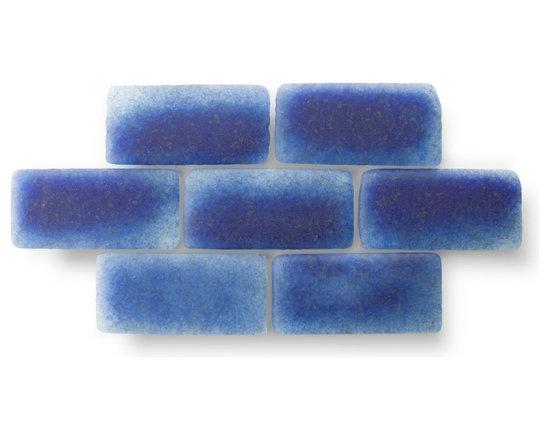 Blueberry Matte - Fireclay Tile
