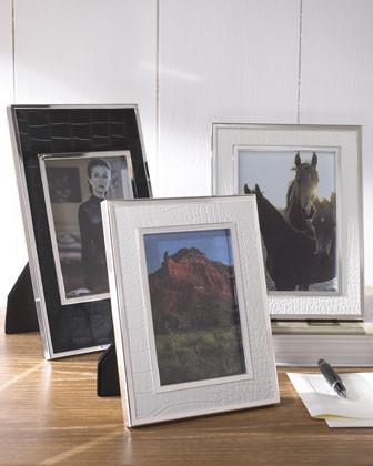 Lauren Ralph Lauren Penthouse Frame, 5 x 7 traditional-picture-frames