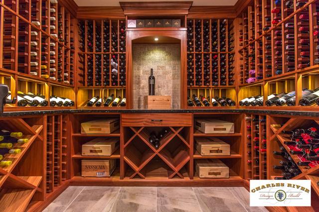 Classic Wine Cellar traditional-wine-cellar