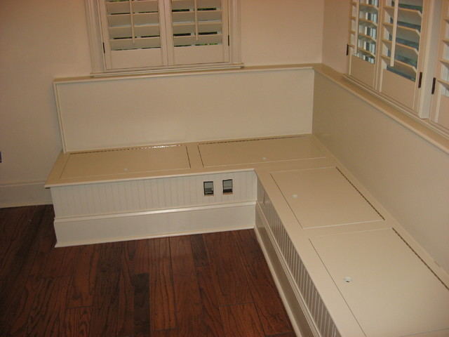Bench Seating Traditional Atlanta By True Carpentry