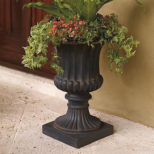 24 Flower Urns Planters
