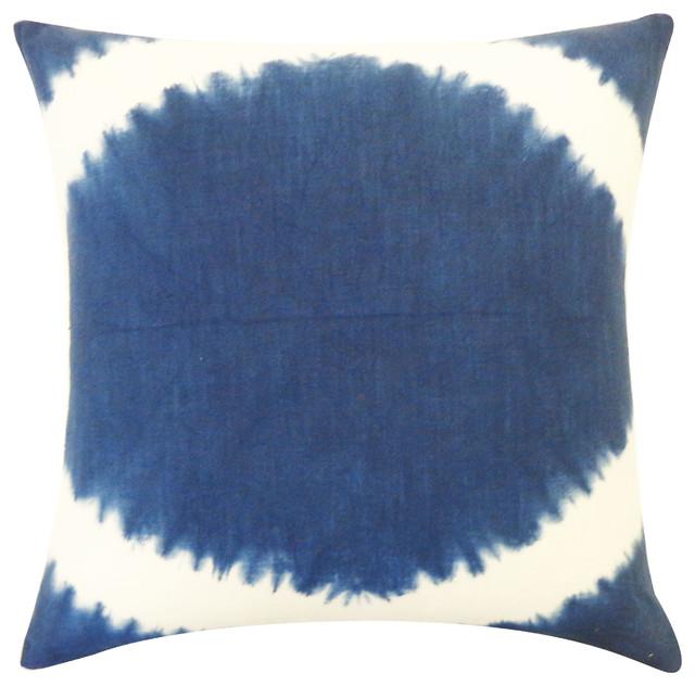 Panjin Navy Pillow contemporary-decorative-pillows