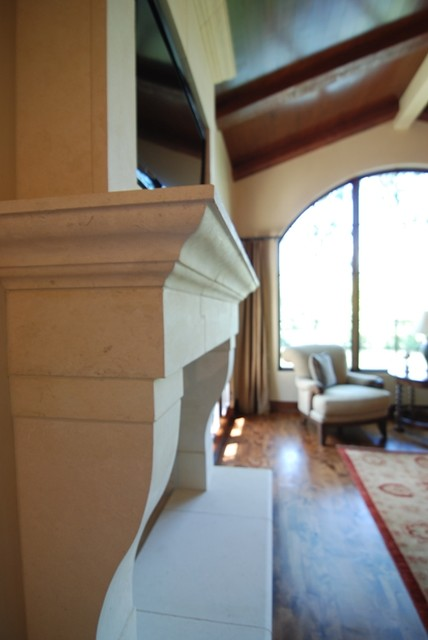 Architectural Cut Stone Elements traditional