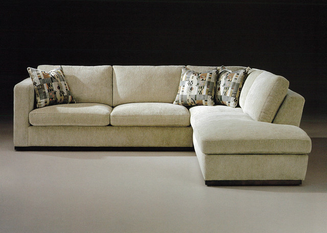 Carlton Sectional from Thayer Coggin contemporary-sectional-sofas
