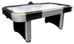 DMI Electra 7 ft. Air Hockey Table With Lighted Rail