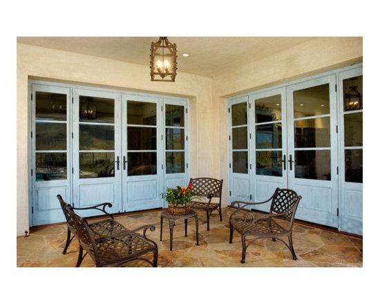 Beautiful Custom French Doors -