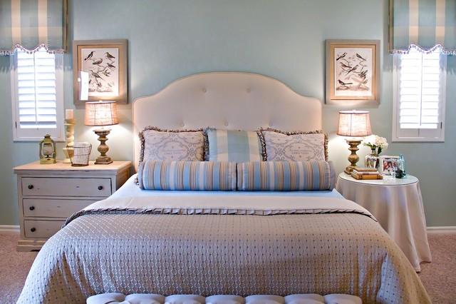 Rustic Elegance Master Bedroom