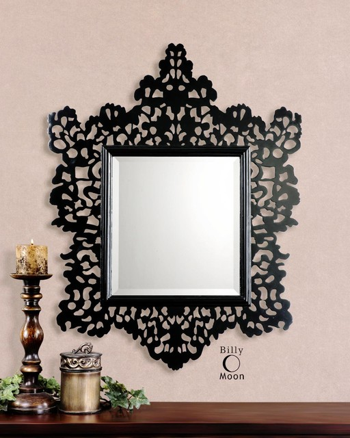 Melaney mediterranean mirrors