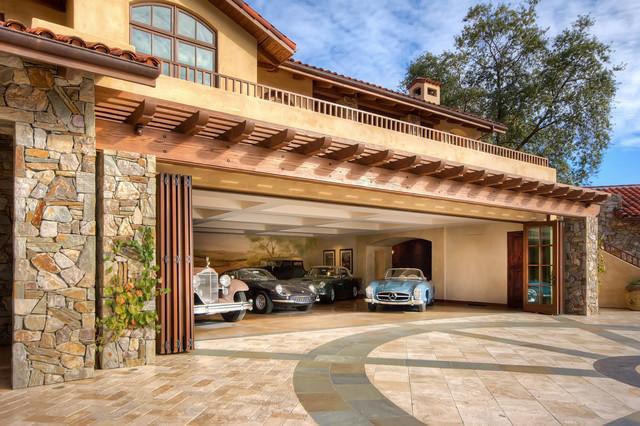 Ultimate Garages Mediterranean San Francisco By Mark