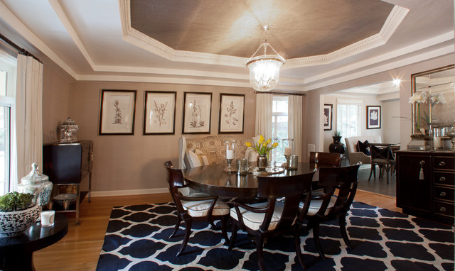 Westwood Home traditional-dining-room