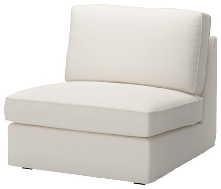 Kivik one seat section dansbo white traditional - Kivik corner section ...
