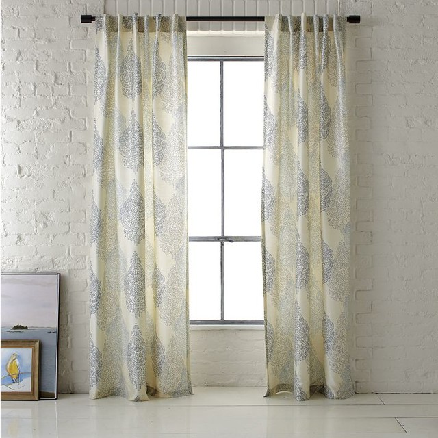 Curtains For Large Living Room Windows Curtains for Apartment Win