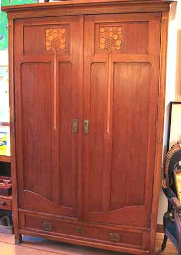 armoire for coats
