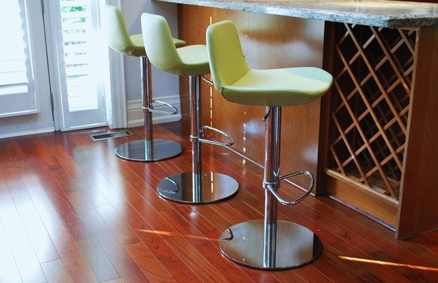 Pera Piston Stool contemporary-bar-stools-and-counter-stools