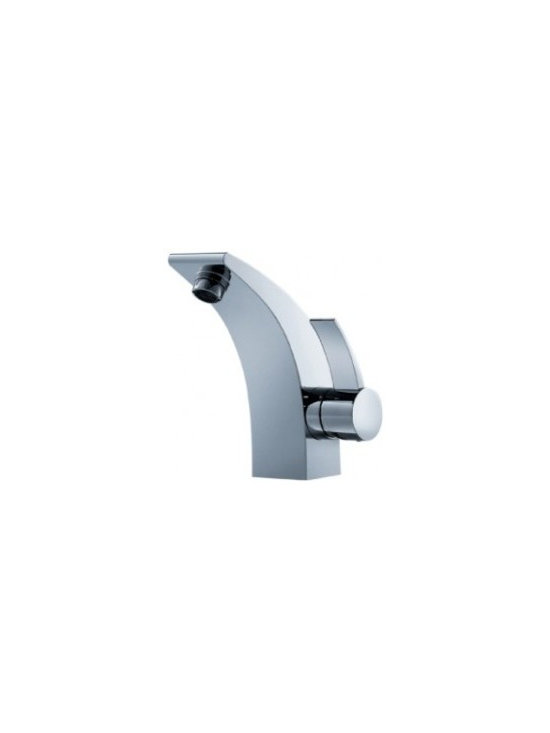 Isenberg Arc Single Lever Single Hole Faucet A1001 - Isenberg's commitment to design and technology finds its fullest expression in its cohesive but eclectic collection of bath faucets, basin mixers, shower-heads and a whole range of bath systems and fixtures. When you are in the vicinity of an Isenberg faucet the aura surrounding it is palpable. It will invite you to feel it.