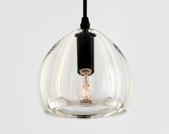 Crystal Sphere Pendant contemporary pendant lighting