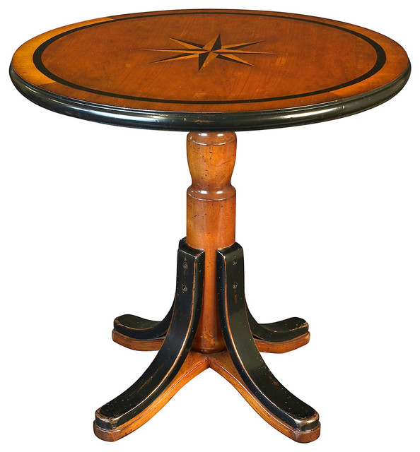 Authentic Models MF085 Mariner Star Table traditional-side-tables-and-end-tables