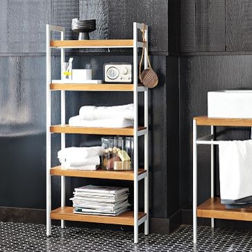 2 X 2 Shelf | west elm contemporary-display-and-wall-shelves