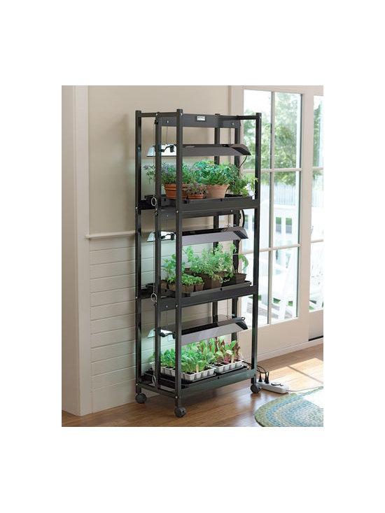 Compact Three-Tier Sunlite® Garden -
