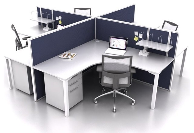 18 Office Design Cubicle Decorating Themes