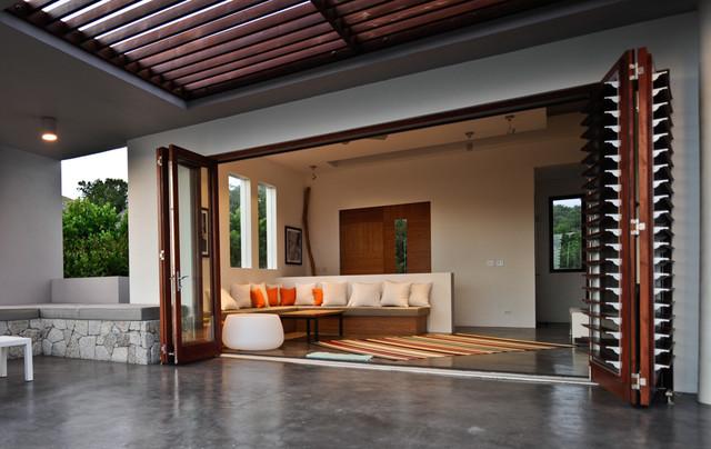 Bayhouse contemporary-windows-and-doors