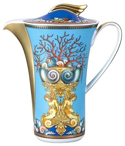 Eclectic Coffee And Tea Makers by Versace