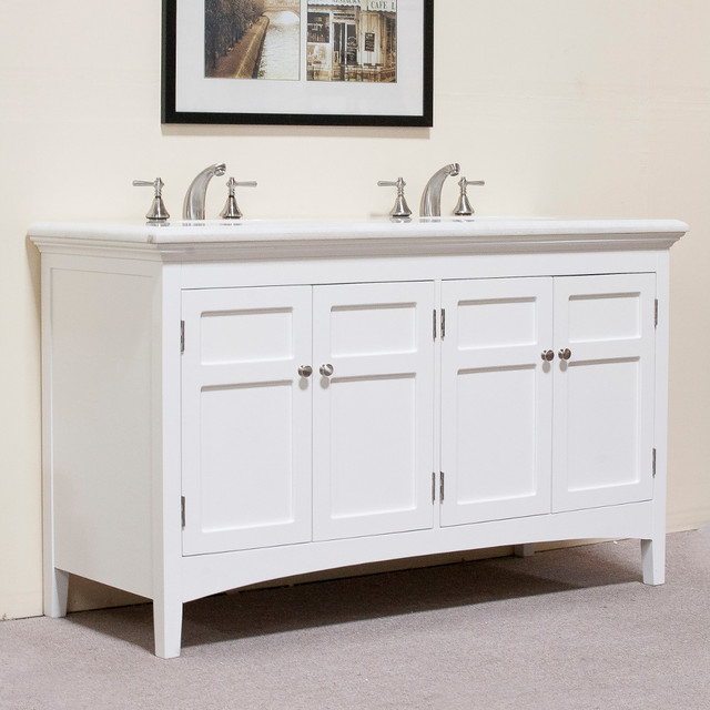 60 inch double sink vanity contemporary bathroom vanities and sink