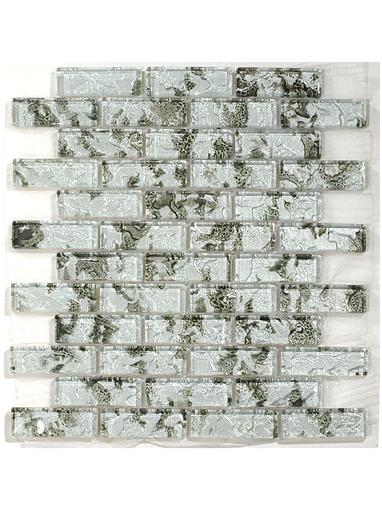 Mirage Temptation glass mosaic - Temptation glass mosaic by glazzio