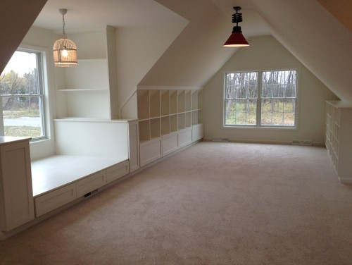 Bonus room for Above garage bonus room ideas