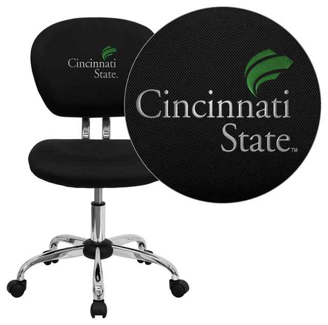 Flash Furniture Cincinnati State Technical & Community College Task Chair traditional-office-chairs