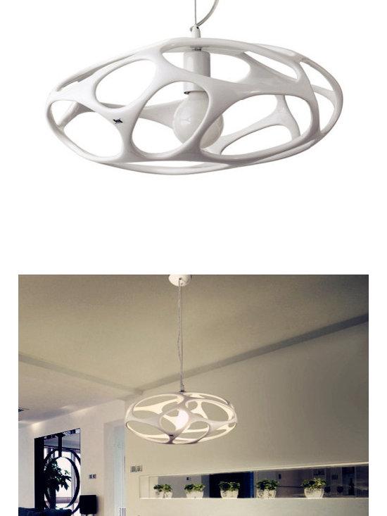 Brief Birds Nest Kitchen Pendant Light White - SOLD OUT~