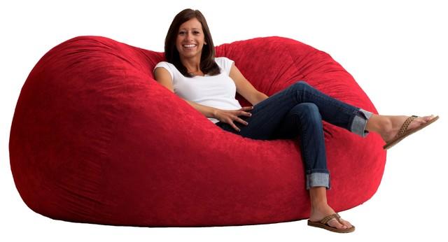 extra large fuf beanbag chair 6 39 bean bag chairs
