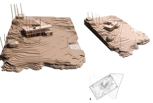 Gulf Islands Residence modern-rendering