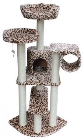 Eclectic Cat Furniture by catsplay.com