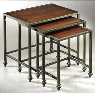 Hazelton Nested Tables Klassisch Beistelltische Von Home Decorators Collection