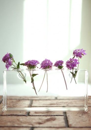 Hudson Wall Vase By Chive contemporary-vases