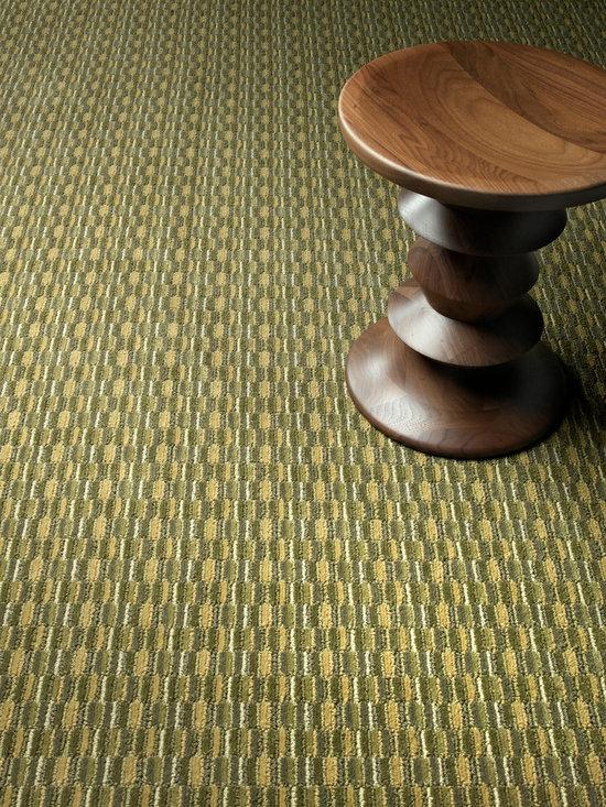 Lexmark Carpets - Stacy Garcia carpet for Lexmark. Product shown: SG325 Checkmate. Color: 455.