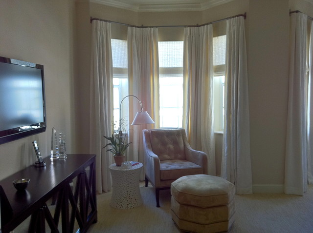 Sophisticated Elegance - Contemporary - Window Treatments - tampa - by ...