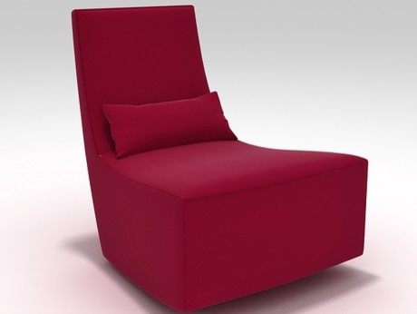 Neo Fireside Rocking Chair by Ligne Roset contemporary-rocking-chairs